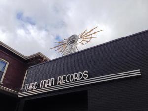 The beacon, Third Man Records!